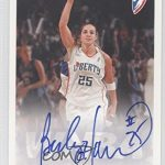 Becky-Hammon-On-court-New-York-Liberty-WNBA-Basketball-Card-2005-Rittenhouse-WNBA-Autographs-Autographed-BEHA2-0
