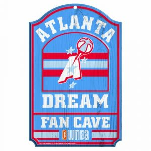 WNBA-Atlanta-Dream-Fan-Cave-Wood-Sign-11-x-17-Inch-0