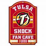 WNBA-Tulsa-Shock-Fan-Cave-Wood-Sign-11-x-17-Inch-0