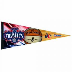 WNBA-Washington-Mystics-12-by-30-inch-Premium-Quality-Pennant-0